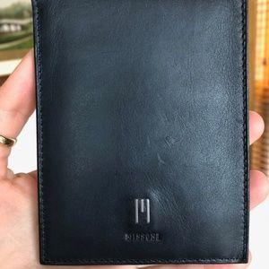 Missoni Mens Navy Wallet